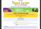 Traffic Lottery Script - with Master Resell Rights + BONUS!