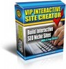 VIP Interactive Site Creator - with PLR + MYSTERY BONUS!