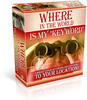 Thumbnail Where In The World Is My Keyword - Keyword Research Software