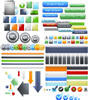 2,000+ Web 2.0 Minisite Graphics Pack-with 2 Mystery BONUSES