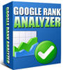 Thumbnail Google Rank Analyzer - with FULL PLR + 2 Mystery BONUSES!