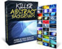 Thumbnail Killer Abstract Background Graphics Pack + 2 Mystery BONUSES