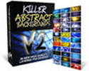 Killer Abstract Background Graphics V2 + 2 Mystery BONUSES