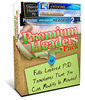 25 Premium Headers Pack2 - with 2 Mystery BONUSES!