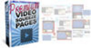 Thumbnail Premium Video Squeeze Page Template Pack + 2 Mystery BONUSES