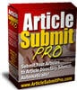 Article Submit Pro Software - MRR + 2 Mystery BONUSES!