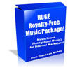 Thumbnail HUGE Royalty-Free Music Package for Internet Marketers!
