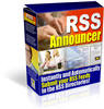 RSS Announcer - with FULL PLR and Source Code + 2 BONUSES!