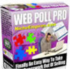 Thumbnail Web Poll Pro - with Master Resell Rights + 2 Mystery BONUSES