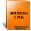 Bad Breath 1 PLR  10 Articles on Bad Breath