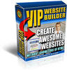 VIP Website Builder Tool with FULL Master Resell Rights