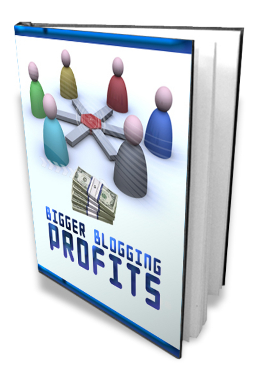 Product picture Bigger Blogging Profits-Master Resell Rights + Mystery BONUS