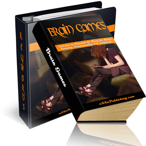Product picture Brain Games - with FULL Private Label Rights + BONUS!