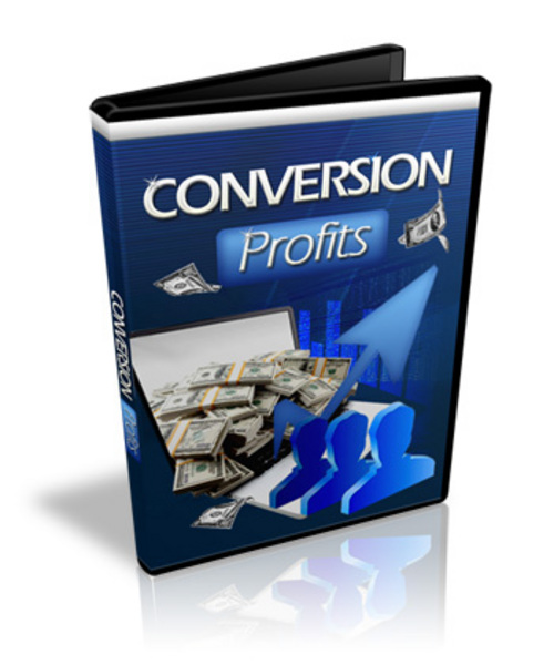 Product picture Conversion Profits Video Course - with MYSTERY BONUS!