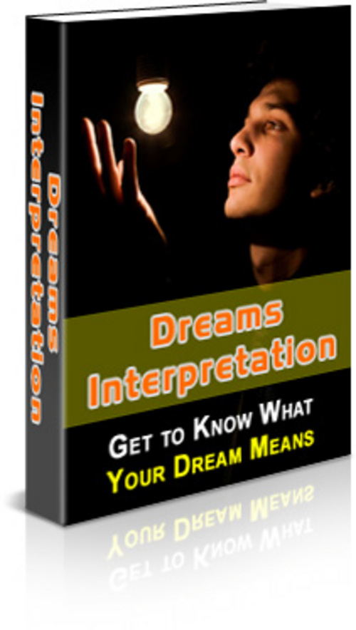 Product picture Dream Interpretation - with Private Label Rights + BONUS!