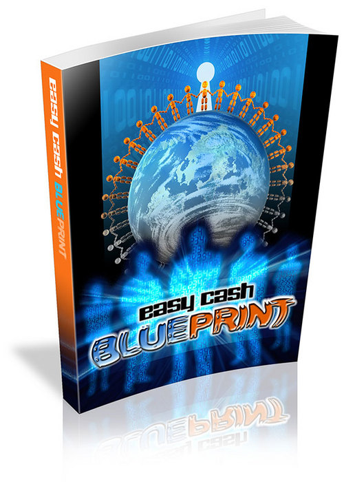 Product picture Easy Cash Blueprint - with Private Label Rights + BONUS!