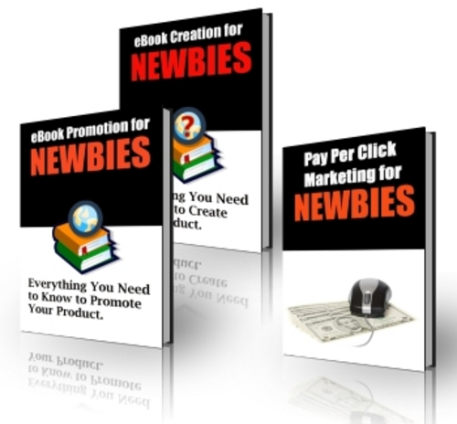 Product picture Ebook Creation and Promotion For Newbies - with PLR + BONUS!