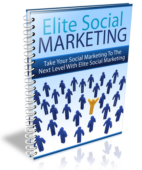 Product picture Elite Social Marketing - with Private Label Rights + BONUS!
