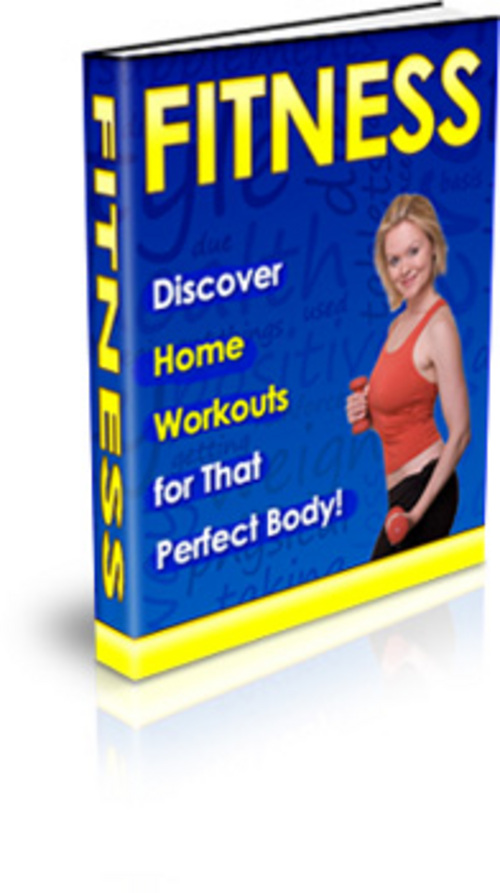Product picture Fitness Ebook - with Private Label Rights + MYSTERY BONUS!