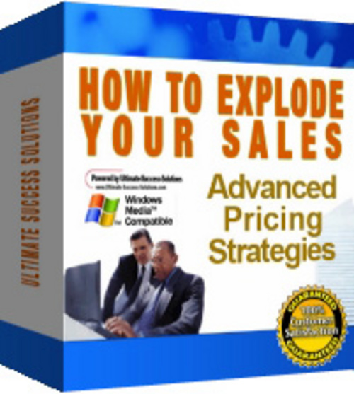 Product picture How to Explode Your Sales with FULL PLR+MYSTERY BONUS