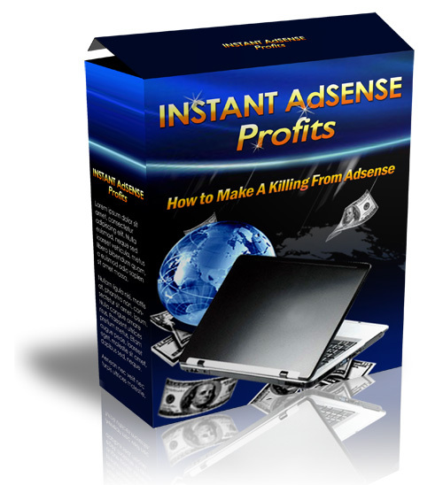 Product picture Instant Adsense Profits Video Course - with MRR +BONUS!