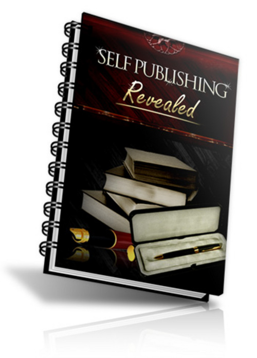 Product picture Self-Publishing Secrets Video Course - with MYSTERY BONUS!