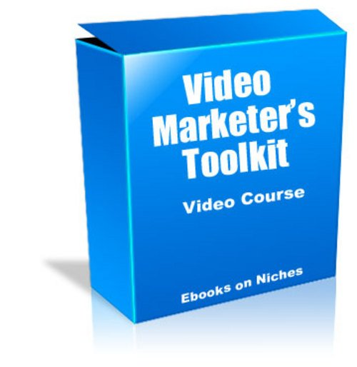 Product picture Video Marketers Tool Kit Video Course - with MRR+BONUS!