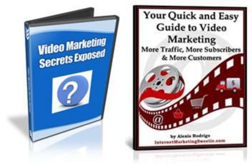 Product picture Total Video Marketing Pack - with a Mystery BONUS!