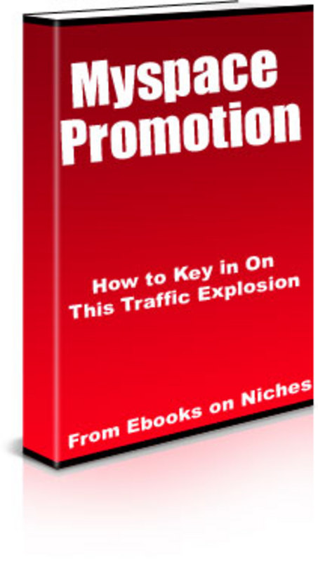 Product picture Discover How to Take Advantage of  Myspace Traffic Explosion