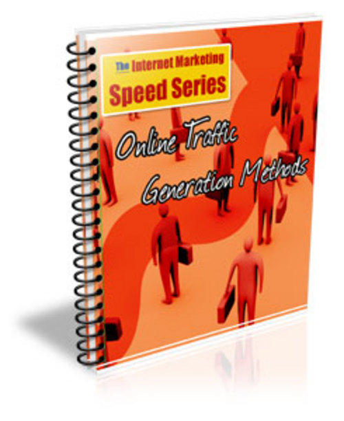 Product picture Learn About Online Traffic Generation Methods and Strategies