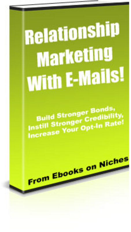Product picture How to Increase Your Opt-In Rate by Building Strong Bonds!