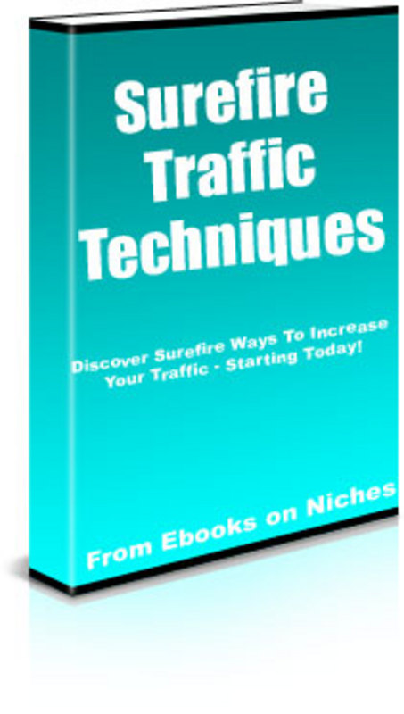 Product picture Discover Surefire Ways To Increase Your Traffic!