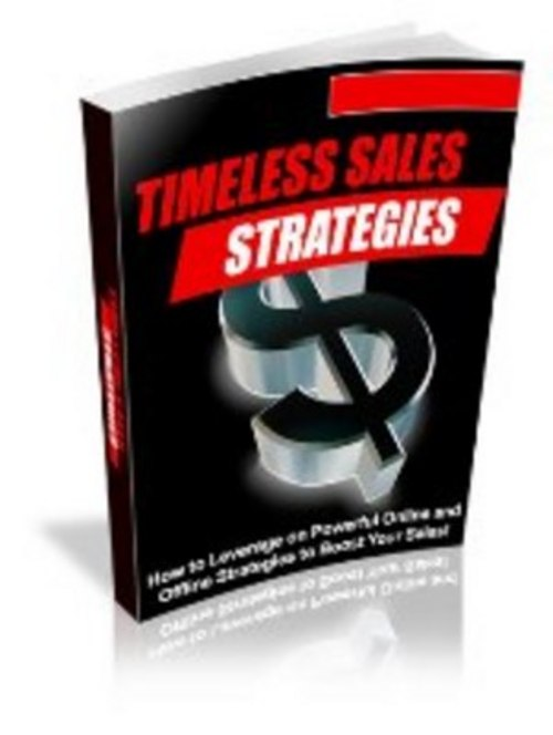 Product picture How to Leverage on Powerful Strategies to Boost Your Sales!