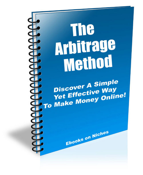 Product picture The Arbitrage Method!