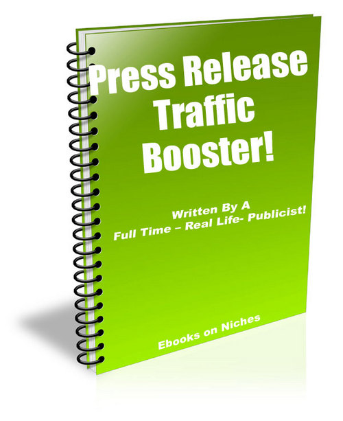 Product picture Press Release Traffic Booster