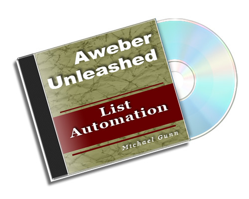 Product picture How to Automate Aweber - Video Course with MRR+2 BONUSES