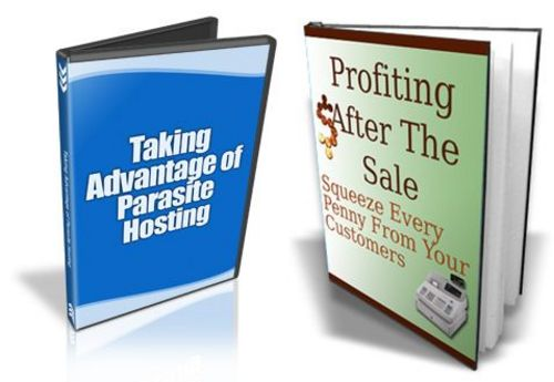 Product picture Parasite Hosting Video Course - MRR+3 Mystery BONUSES
