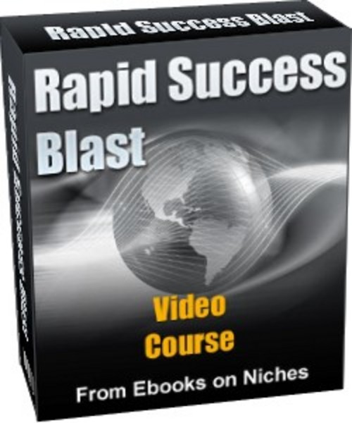 Product picture Rapid Success Blast Video Course - MRR+3 Mystery BONUSES
