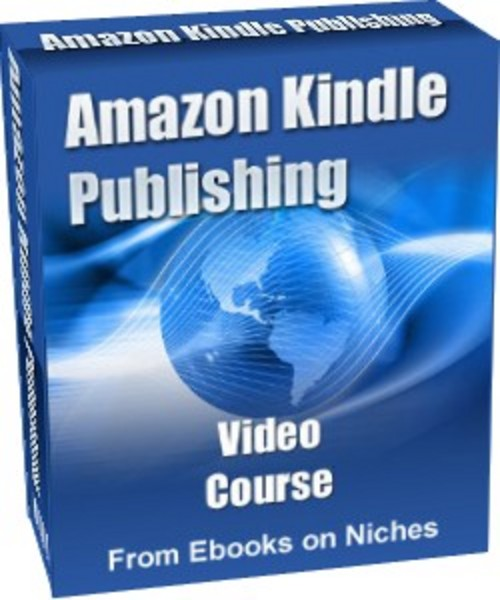 Product picture Amazon Kindle Publishing Video Course - MRR+Mystery BONUSES