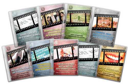 Product picture Adrenaline Affirmation Audio Series - MRR+2 Mystery BONUSES!