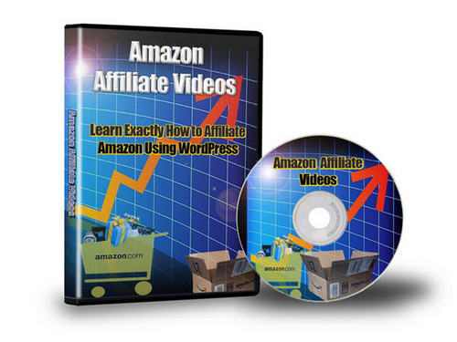 Product picture Amazon Affiliate Video Course - MRR + 2 Mystery BONUSES!