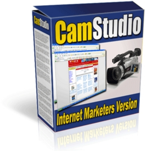 Product picture CamStudio Screen Capture Software - Resell Rights + BONUSES!