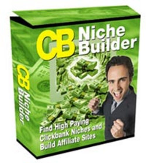 Product picture ClickBank Niche Builder Software-with 2 Mystery BONUSES!