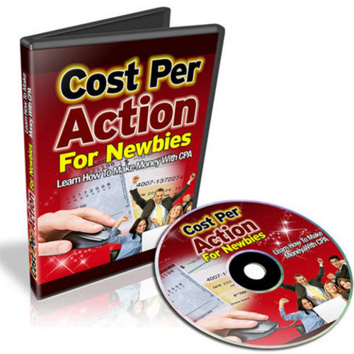 Product picture CPA For Newbies Video Course - with 2 Mystery BONUSES!