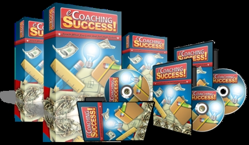 Product picture E-Coaching Success - with FULL MRR + 2 Mystery BONUSES!
