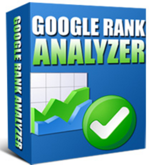 Product picture Google Rank Analyzer - with FULL PLR + 2 Mystery BONUSES!