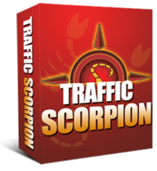 Product picture Traffic Scorpion Script - with FULL PLR + 2 Mystery BONUSES!