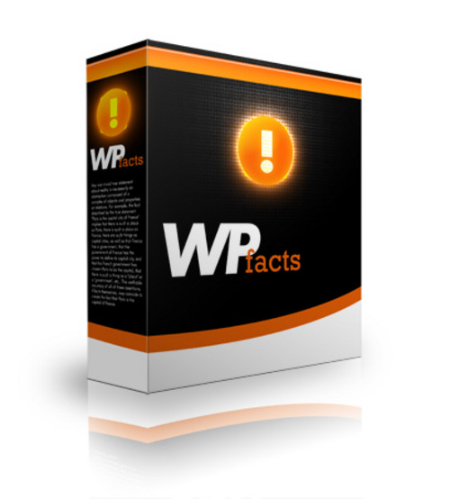 Product picture WP Facts Plugin - with FULL PLR + 2 Mystery BONUSES!