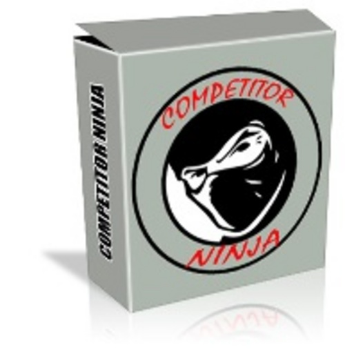 Product picture Competitor Ninja - with FULL PLR + 2 Mystery BONUSES!