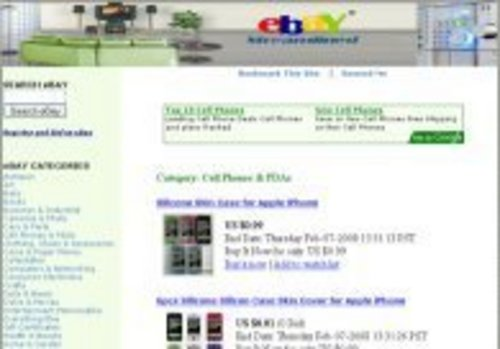 Product picture Ebay Cashflow Site Script - with MRR + 2 Mystery BONUSES!